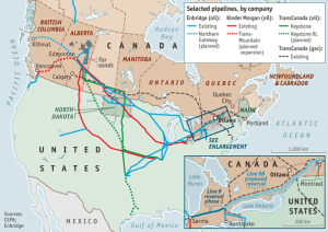 Canada PL Map