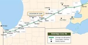 Enbridge Line 6B