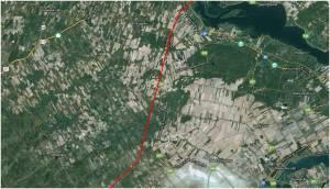 Ontario Quebec Border - S