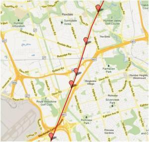 Toronto - M1