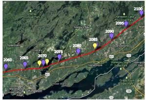 Kingston to Mallorytown - 2060-2100