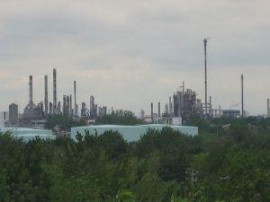 Suncor MTL Refinery