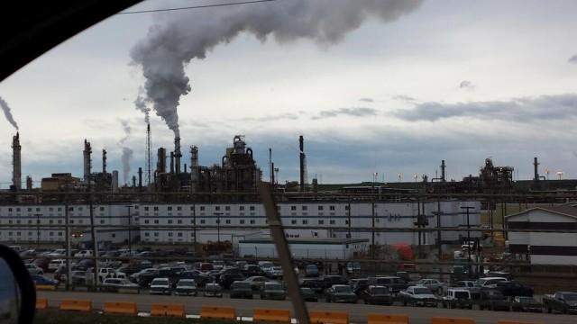 Oil Sands 8